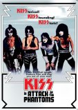 KISS - Attack of the Phantoms (DVD+R uncut)