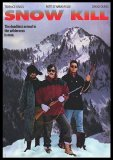 Snow Kill (DVD+R uncut)