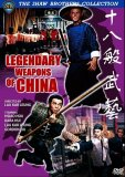 Legendary Weapons of China (DVD+R uncut)