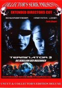 Terminator 3 - Extended Director's Cut (DVD+R uncut)