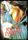 Killer Party (DVD+R uncut)