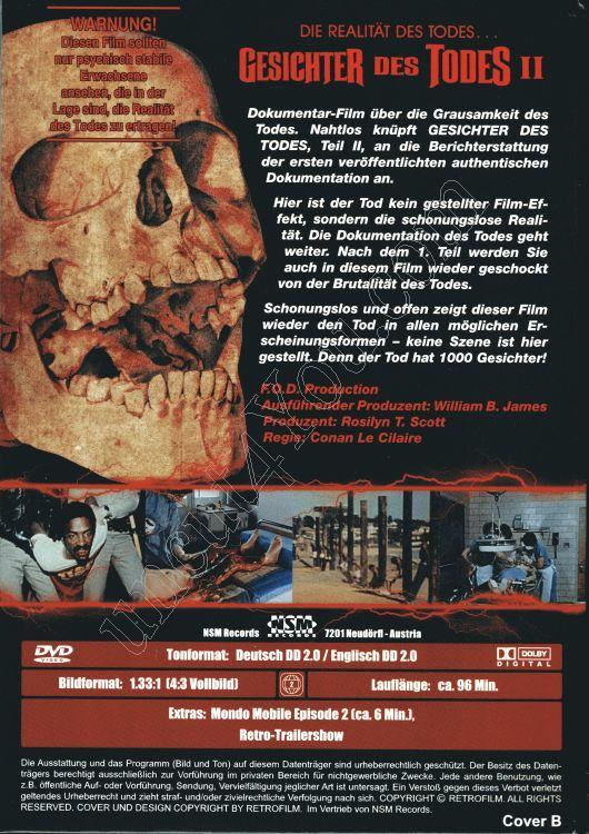 Gesichter Des Todes Trailer